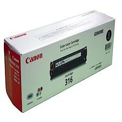 純正品 Canon キャノン 316 トナーカートリッジ (ブラック) CRG-316BLK (1980B003) 目安在庫=○