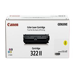 純正品 Canon キャノン CRG-322IIYEL トナーカートリッジ322II イエロー (2647B001) 目安在庫=△