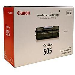 純正品 Canon キャノン CRG-505 トナーカートリッジ505 (0265B004) 目安在庫=○
