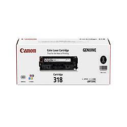 純正品 Canon キャノン CRG-318BLK トナーカートリッジ318 ブラック (2662B003) 目安在庫=○