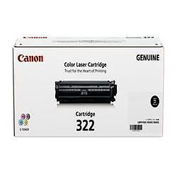 純正品 Canon キャノン CRG-322BLK トナーカートリッジ322 ブラック (2652B001) 目安在庫=△