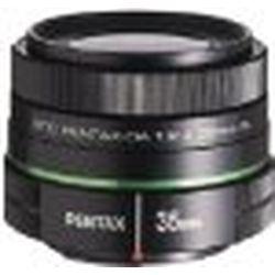 リコー DA35mmF2.4AL(キャップ付) ブラック DA35F2.4ALBK 取り寄せ商品