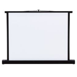 サンワサプライ プロジェクタースクリーン(机上式) 30型 PRS-K30K メーカー在庫品