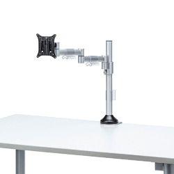 サンワサプライ 水平多関節液晶モニタアーム(H420 1面)(CR-LA1801) メーカー在庫品