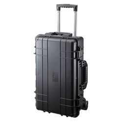 【P10S】サンワサプライ ハードツールケース(キャリータイプ)(BAG-HD3) メーカー在庫品