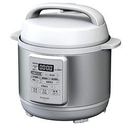 アイリスオーヤマ 電気圧力鍋 3.0L ホワイト(PC-EMA3-W) 取り寄せ商品