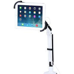 サンワサプライ 7-11インチ対応iPad・タブレット用アーム(クランプ式・2本アーム)(CR-LATAB9) メーカー在庫品