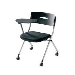 [P5S]有SANWA SUPPLY筆記的台階的會議椅子黑色SNC-ST6MABK(SNC-ST6MABK)廠商庫存