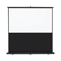 【P5S】サンワサプライ プロジェクタースクリーン(床置き式) PRS-Y70HD(PRS-Y70HD) メーカー在庫品
