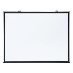 サンワサプライ プロジェクタースクリーン(壁掛け式)(4:3) 100型相当 PRS-KB100 メーカー在庫品