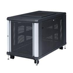 サンワサプライ 19インチマウントサーバーラック(12U) CP-SVC12U メーカー在庫品