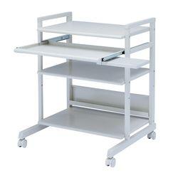 [P5S]SANWA SUPPLY鋼鐵製電腦架RAC-EC6SN2(RAC-EC6SN2)廠商庫存
