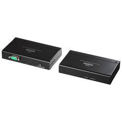 【P5S】サンワサプライ KVMエクステンダー(USB用・セットモデル) VGA-EXKVMU(VGA-EXKVMU) メーカー在庫品