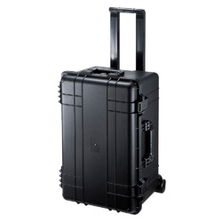 【P10S】サンワサプライ ハードツールケース(キャリータイプ) BAG-HD5(BAG-HD5) メーカー在庫品