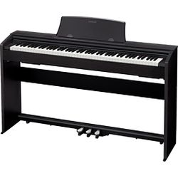 カシオ計算機(CASIO) カシオ 電子ピアノ プリヴィア スタイリッシュタイプ PX770BK ブラックウッ メーカー在庫品