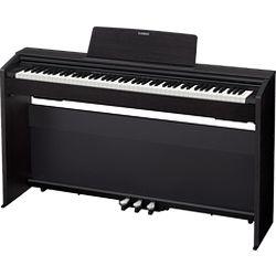 カシオ計算機(CASIO) カシオ 電子ピアノ(ブラックウッド調)CASIO Privia(プリヴィア) PX-870(PX870BK) メーカー在庫品