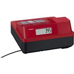 カシオ計算機 Bluetoothレジスター 4部門 (レッド) SR-G3-RD 取り寄せ商品