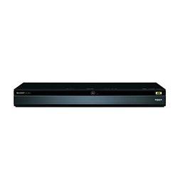 シャープ(SHARP) 4TB 3チューナー ブルーレイレコーダー 4Kチューナー内蔵 4K放送W録画対応 4Kアップコンバード対応 UltraHD再生対応 (4B-C40BT3) 取り寄せ商品