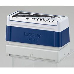 ブラザー スタンプ(エラストマータイプ) 4090 朱 SP4090V6P 取り寄せ商品