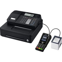 カシオ計算機 Bluetoothレジスター 4部門 (ブラック) SR-G3-BK 取り寄せ商品