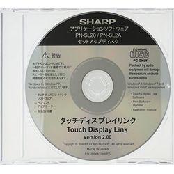 シャープ TDLアップグレードソフト PN-SL2A(対応OS:その他) 取り寄せ商品