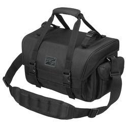 ハクバ写真産業 プラスシェル リッジ03 ショルダーバッグ M ブラック SP-R03SBMBK 取り寄せ商品