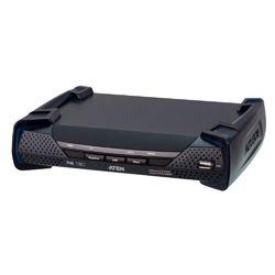 ATEN DisplayPortシングルディスプレイIP-KVMレシーバー(4K、PoE対応)(KE9952R) 取り寄せ商品