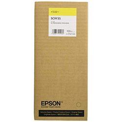 エプソン SC9Y35 インクカートリッジ(イエロー/350ml) 目安在庫=△