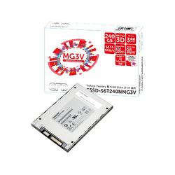 シー・エフ・デー販売 SSD 240GB 2.5inch TOSHIBA製3DNAND採用モデル CSSD-S6T240NMG3V 取り寄せ商品