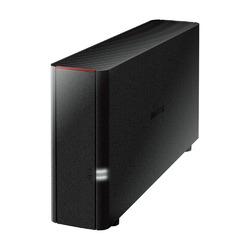 バッファロー LS210D0101G リンクステーション LS210DG ネットワークHDD 1ベイ 1TB 目安在庫=○