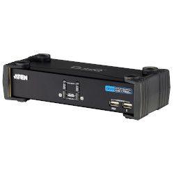ATEN 2ポートDVI対応KVMPスイッチ CS1762A 取り寄せ商品