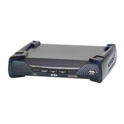 ATEN HDMIシングルディスプレイIP-KVMエクステンダー(4K対応・レシーバー)(KE8950R) 取り寄せ商品