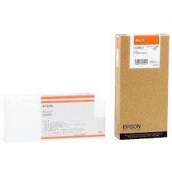 純正品 EPSON (エプソン) ICOR57 MAXART用 PX-P/K3インク 350ml (オレンジ) (ICOR57) 取り寄せ商品