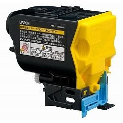 純正品 EPSON (エプソン) LPC4T9YV LP-S820/M720F用 環境推進トナー イエロー(6400ページ) (LPC4T9YV) 目安在庫=△