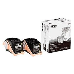 純正品 EPSON (エプソン) LPC3T31KPV LP-M8040シリーズ用環境推進トナーMブラック4900P2本 (LPC3T31KPV) 目安在庫=○