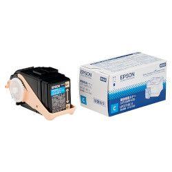 純正品 EPSON (エプソン) LPC3T18CV LP-S7100/S8100用 環境推進トナー/シアン/Mサイズ (LPC3T18CV) 目安在庫=○