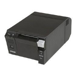 エプソン サーマルレシートプリンター/WIN OS搭載/Intel Core i3/80mmブラック(T702DT2634) 取り寄せ商品