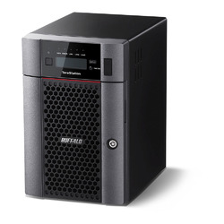 バッファロー TS5610DN1806 TeraStation TS5610DNシリーズ 6ベイ 18TB 取り寄せ商品