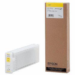 純正品 EPSON (エプソン) SC1Y70 Sure Color用 インクカートリッジ/700ml(イエロー) (SC1Y70) 目安在庫=△
