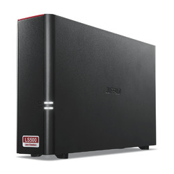 バッファロー LS510D0101G リンクステーション LS510DG ネットワークHDD 1ベイ 1TB 目安在庫=○