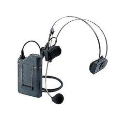 パナソニック 800MHz帯ヘッドセット形ワイヤレスマイクロホン WX-4360B 取り寄せ商品