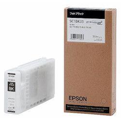 純正品 EPSON (エプソン) SC1BK35 Sure Color用 インクカートリッジ/350ml(フォトブラック) (SC1BK35) 目安在庫=△