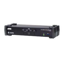 売上実績NO.1 ATEN ATEN 4ポートUSB3.0ハブ搭載HDMI KVMPスイッチ(4K 取り寄せ商品、オーディオミキサー)(CS1824) 取り寄せ商品, 犬猫の首輪店 すず首輪製作工房:677cef13 --- essexadvan.co.uk