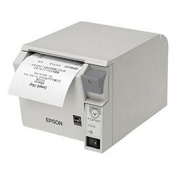 エプソン TM702UE531 サーマルレシートプリンター TM-T70II58mmクールホワイト 取り寄せ商品