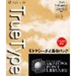 Too モトヤ シーダ4書体パック / TrueType for Win 取り寄せ商品