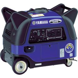ヤマハ(Yamaha) 防音型 インバータ発電機 EF2800iSE 2.8kVA [50Hz/60Hz] 28Aコンセント付・セル付・直流12V-12A付 取り寄せ商品