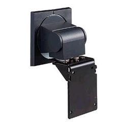 EIZO LA-011-W 液晶モニター用 壁掛けアーム(1軸0リンク)(LA-011-W-BK) 取り寄せ商品