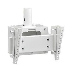 ハヤミ工産 テレビ取付金具(ホワイト)(CH-43W) メーカー在庫品