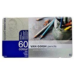 サクラクレパス ヴァンゴッホ色鉛筆60色(T9773-0060) 取り寄せ商品