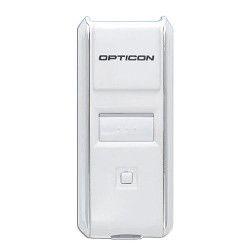 ウェルコムデザイン Bluetooth搭載超小型二次元コードデータコレクタ ホワイト(OPN-3002I-WHT) 取り寄せ商品